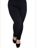 New winter thick fat MM  increase cotton velvet  hight  waist Leggings    Leggings   515#