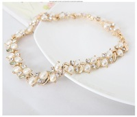 2013 Free Shiping Han Edition Short Pearl Necklace Chain Clavicle
