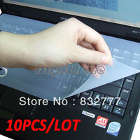 "10PCS/LOT Universal Laptop Notebook Silicone Keyboard skin cover protector Dust-proof fit 12""~15"" Laptop  1238"