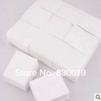 Free Shipping,Nail Art Tips Manicure Polish Remover Clean Wipes Cotton Lint Pads Paper 900pcs/lot