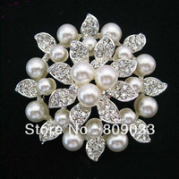 Vintage Rhinestone Cluster For Wedding Stationery  -----B100513