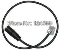 2.5MM  Headse  Adapter RJ9 t for Avaya 1608 9620 Cisco 7910 7911 Yealink T20P T22P T26P T28P IP