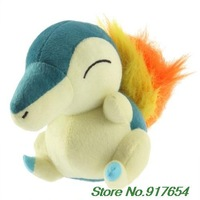 "6.5"" Pokemon Cyndaquil Plush Soft Doll Toy New Hot Selling"