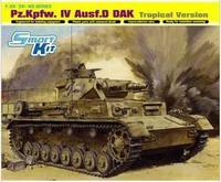 Dragon model 6779 1/35 Pz.Kpfw.IV Ausf.D DAK Tropicaal Version Plastic model kit