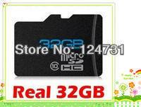 Free Shipping 8GB 16GB 32GB 64GB TF Card Class 10 Real 32G Micro SD HC TF Card Memory Card