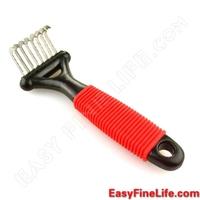 Dogloveit Undercoat Dematting Rake Comb Brush for Pet Dog - Small