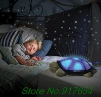 Lovely Sleep Turtle Lights the Stars Luminous Toy