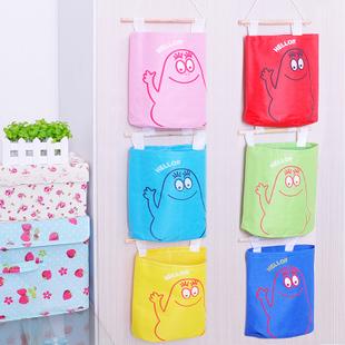 Colorful 1375 oxford fabric storage hanging bag debris bag storage bags bag 70g