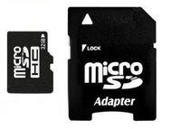 2013 hot 32gb micro sd card Class 6 MicroSD Micro SD Transflash TF Card + Adapter for Cell phone mp3 MP4 mini DVR i9300