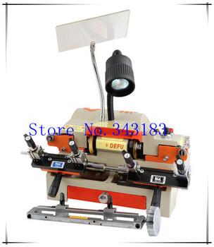 Model 100-E1multi fuctional key machine.vertical car key making machine .tubular key cutting machine.