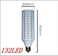 E27 5630 40W  high power  led corn bulb  led cree  chip 220V AC  cool  white / warm white light for home