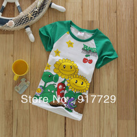 wholesale 1 lot = 5 pics 2013 best summer nova new t shirts boy clothes cartoon supernova sale tops baby animal quality goods
