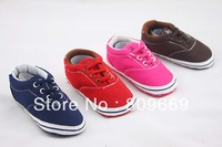 2013 baby shoes pre walker shoes pure navy kid's shoes new arrival