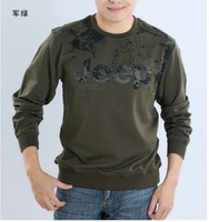 Free shipping 2013 New Korean Mens T Shirt Men's Long Sleeve T Shirt slim fit ,Polo shirt, cotton Casual Men 60