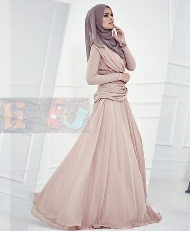 Robe longue dubai