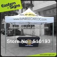 3x3 tent  table cover