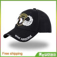 U.S. 101st Airborne Division commemorative baseball caps military fans soldier cap tactical hat sun hat outdoors