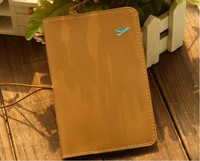 soft leather multi-colored Passport Holder case bag Cover,9 colors , 95*138mm ,drop shipping