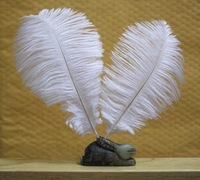 free shipping !!!hot on sale#white  ostrich feathers & quantity optional 30-35cm!!!