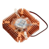 T2N2 55mm Cooler Cooling Fan for CPU VGA Video Card Bronze Mini Professional
