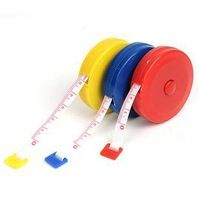 10pcs/lot 1.5M Sewing Tailor Retractable Ruler Tape Measure Free Shipping New Promotion Gift and craft