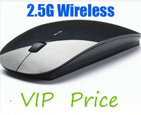 New Mini USB 2.4G wireless mouse mice 10M working distance 2.4G receiver super slim mouse For laptop or pc