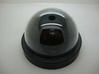 New LED Light Dummy Fake Joke Home CCTV Security Camera Motion Detector Sensor