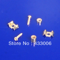 Guitar String Tree Guide Retainer Screws Gold-plated New