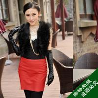 2013 popular fur vest faux vest faux fur outerwear faux vest