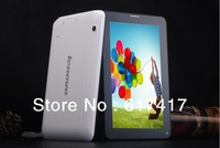 FREE SHIPPING NEW 2013 Lenovo 7'' HD SCREEN ANDROID TABLET PC WITH GSM 1G RAM 4G ROM  2G TALK WIFI + GSM + G SENSOR