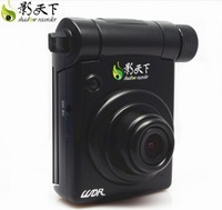 Free shipping Shadow GT450W MINI Car DVR Full HD 1080P 30FPS 140 degree with Advanced WDR + Tiotech A8 + + G-Sensor + H.264