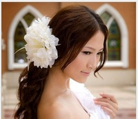 Sample order Fashion 2013 Free shipping The bride headdress dancing party wrist flower silk flowers F0078