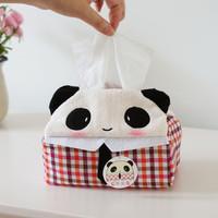 Auto supplies tissue box cat tissue box tissue cover pumping tissue paper towel box sets