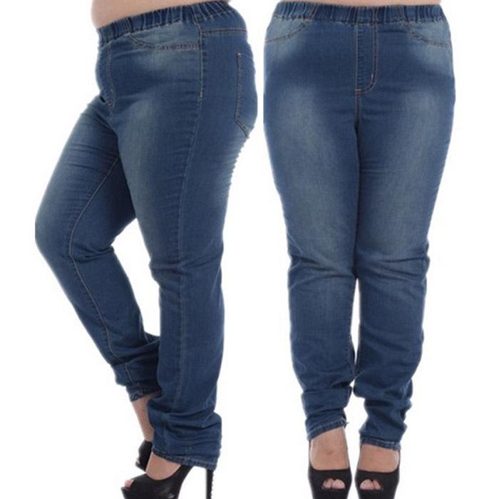 Fat Woman Jeans 2