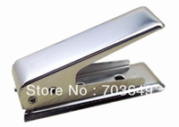 Stainless Steel Micro SIM Card Cutter for iphone 4 4s and Other Phone with Micro SIM Adapter