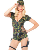 Sexy cosplay uniforms, tights  Camouflage costumes for Halloween, Christmas, costume parties, sexual games. pole dancing