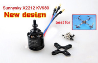 SunnySky X2212 Brushless motor KV980 For RC airplane Best for Quadcopter XXcopter KK copter