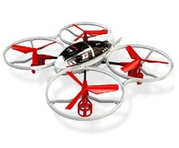 F06665 SYMA X3 4 Channel 2.4G Remote Control RC Gyro UFO Helicopter Quadcopter 4-Axis Copter + Freeship