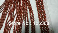 red jasper round beads 4mm 6mm 8mm 10mm 12mm 14mm 16mm 18mm 20mm DLY necklace and bracelet