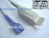 Nellcor DS-100A Adult Finger Clip Spo2 sensor probe 1M