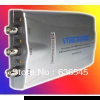 Free shipping virtual oscilloscope VT DSO-2815H (Oscilloscope Spectrum Analyzer Signal Generator Multimeter)