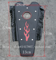 Motorcycle prince's car decoration fuel tank leather fuel tank decoration leather