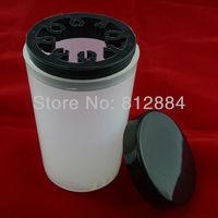 Nail Art Brush Cleaner Holder Case UV Acrylic Pen Container Pot Penholder T413