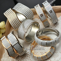 Free shipping Fashion scrub fashion brief decoration bracelet female fashion decoration hand ring
