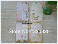 Wholesale scrapbooking price label Gift  paper Tag Retro Hang tag Christmas decoration tag memory making 240cs/lot Free shipping