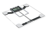 measure body weight/fat/water/bone and BMI Scale
