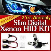 High Quality Car Hid Kit 35W 12V DC H4 HID xenon Hi/Lo Bulb
