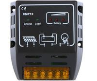 Free Shipping 10A 12V/24V Solar Charge Controller Solar Panel Battery Regulator Safe Protection