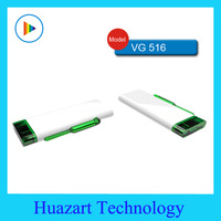 Original VG516 Mini PC  RK3066 Dual Core Cortex-A9 1GB+8GB Android4.1.1 Google TV Dongle for Smart TV Box Free Shipping