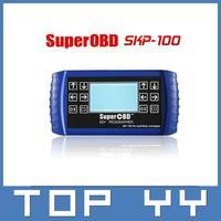 2014 New Arrivals SuperOBD SKP-100 Hand-Held OBD2 Key Programmer Remote and Smart Keys SuperOBD SKP100 Key Programmer